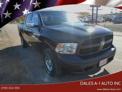 2013 RAM Ram Pickup 1500 for sale at Dales A-1 Auto Inc in Jamestown ND