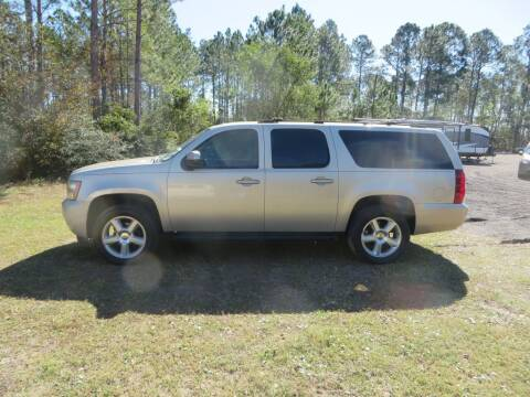 2007 Chevrolet Suburban for sale at Ward's Motorsports in Pensacola FL