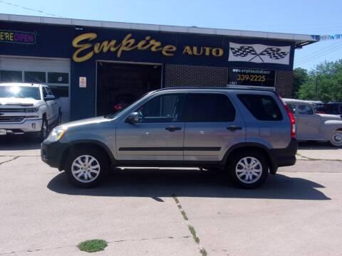 2005 Honda CR-V for sale at Empire Auto Sales in Sioux Falls SD
