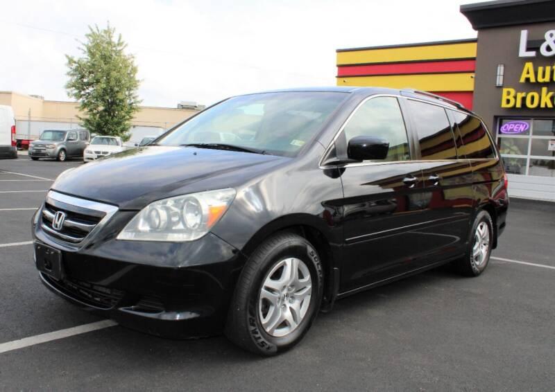 2005 Honda Odyssey for sale at L & S AUTO BROKERS in Fredericksburg VA