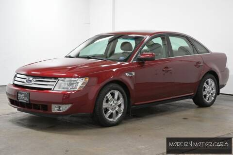 2008 Ford Taurus for sale at Modern Motorcars in Nixa MO