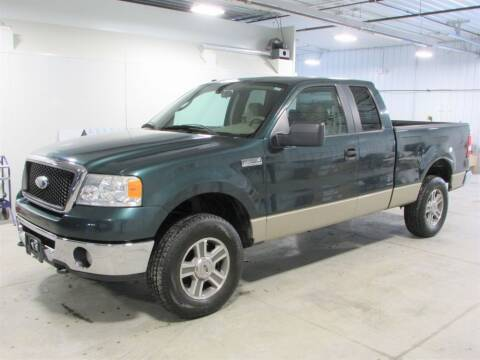 2007 Ford F-150 for sale at 42 Automotive in Delaware OH