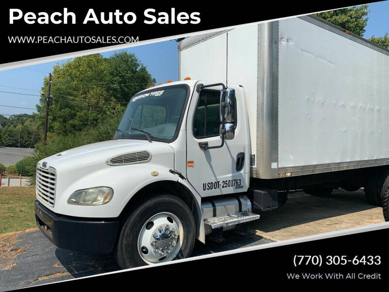 2005 Freightliner M2 106 for sale at Peach Auto Sales in Smyrna GA