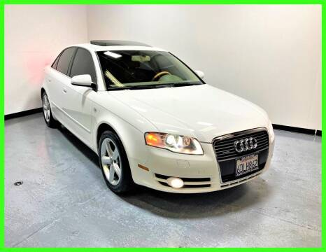 2007 Audi A4 for sale at AMG Auto Sales in Rancho Cordova CA