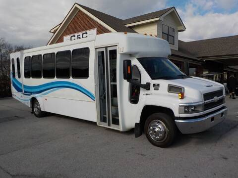2007 Chevrolet C5500 for sale at C & C MOTORS in Chattanooga TN