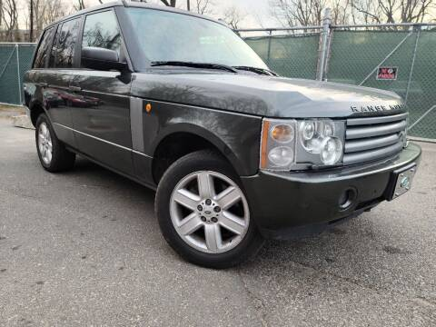 2005 Land Rover Range Rover for sale at KOB Auto Sales in Hatfield PA