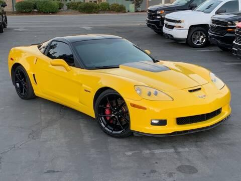2009 Chevrolet Corvette for sale at BSL Bay Sport & Luxury in Redwood City CA