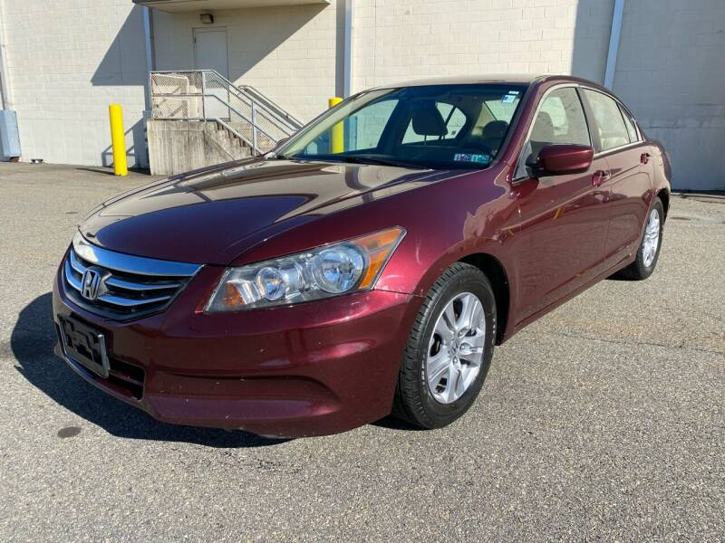 2012 Honda Accord for sale at Pristine Auto Group in Bloomfield NJ