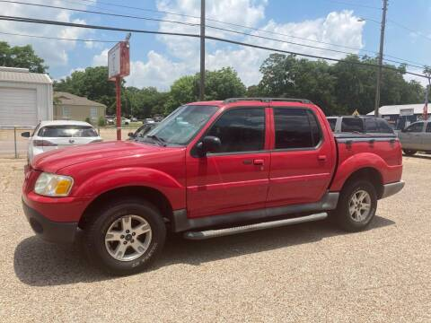 2005 Ford Explorer Sport Trac for sale at Temple Auto Depot in Temple TX
