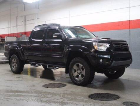 2015 Toyota Tacoma for sale at CU Carfinders in Norcross GA
