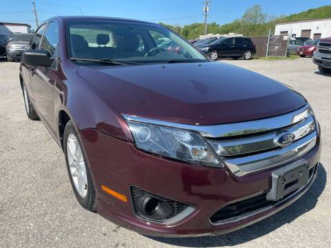 2011 Ford Fusion for sale at Ron Motor Inc. in Wantage NJ