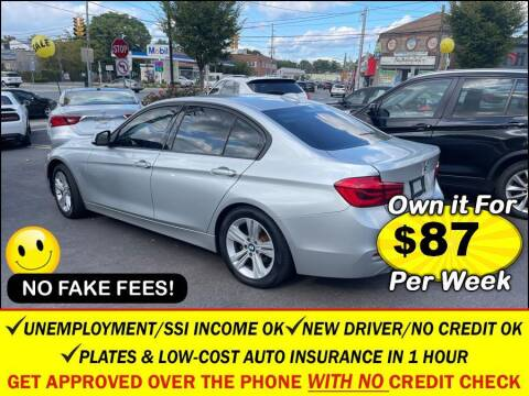 2016 BMW 3 Series for sale at AUTOFYND in Elmont NY