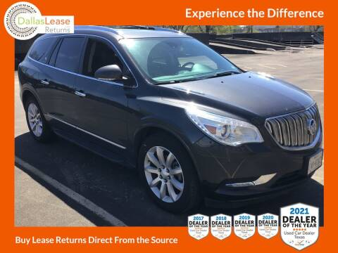 2015 Buick Enclave for sale at Dallas Auto Finance in Dallas TX