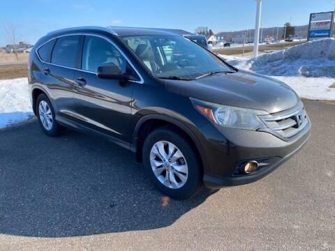 2013 Honda CR-V for sale at Osceola Auto Sales and Service in Osceola WI