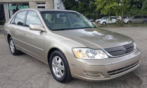 2000 Toyota Avalon for sale at Nile Auto in Columbus OH