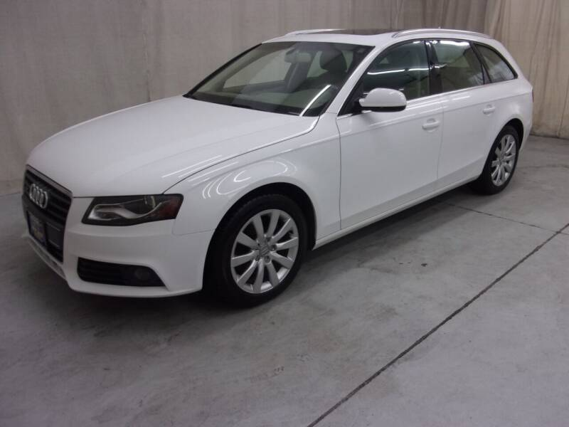 2010 Audi A4 for sale at Paquet Auto Sales in Madison OH