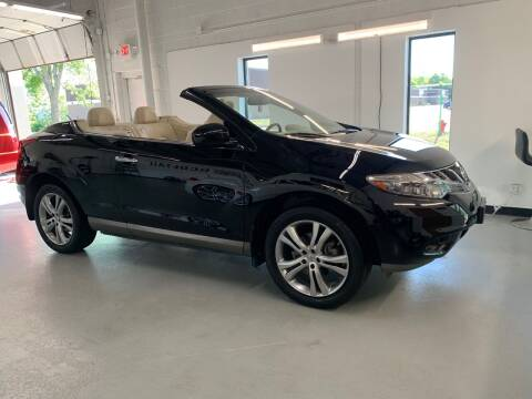 2011 Nissan Murano CrossCabriolet for sale at The Car Buying Center in Saint Louis Park MN