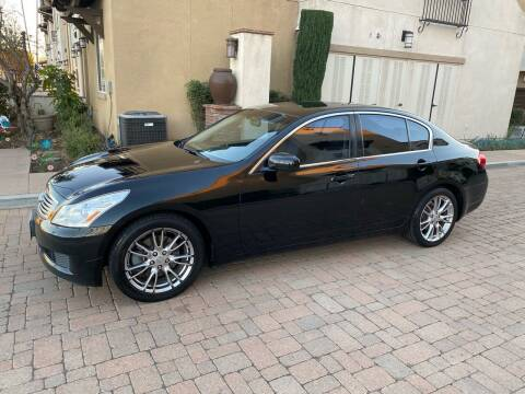 2007 Infiniti G35 for sale at California Motor Cars in Covina CA