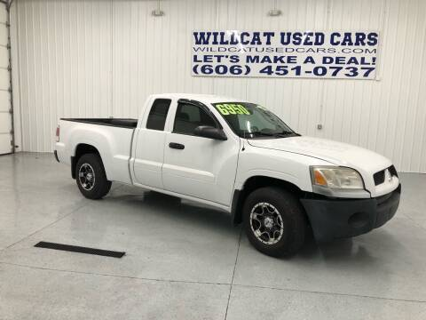 2007 Mitsubishi Raider for sale at Wildcat Used Cars in Somerset KY