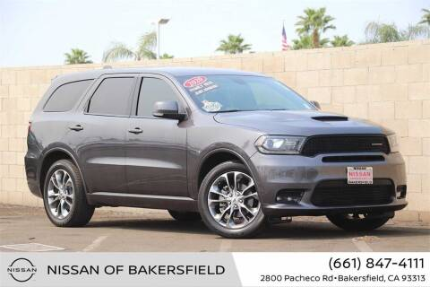 2020 Dodge Durango for sale at Nissan of Bakersfield in Bakersfield CA