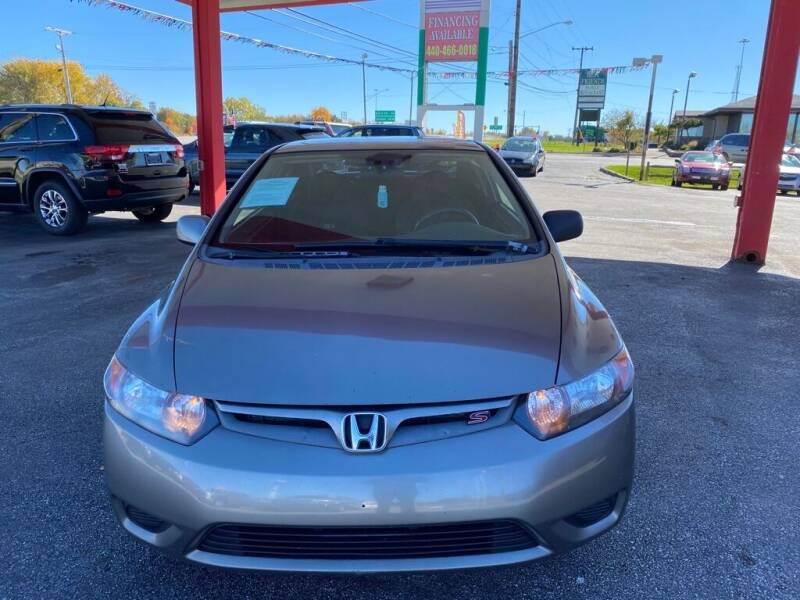 2006 Honda Civic for sale at Best Motor Auto Sales in Geneva OH