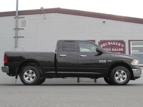 2017 RAM Ram Pickup 1500 for sale at Brubakers Auto Sales in Myerstown PA