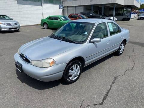 1999 Ford Contour for sale at TacomaAutoLoans.com in Lakewood WA
