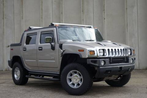 2005 HUMMER H2 SUT for sale at Albo Auto in Palatine IL