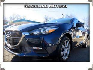 2017 Mazda MAZDA3 for sale at Rockland Automall - Rockland Motors in West Nyack NY