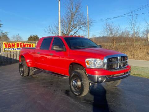 2006 Dodge Ram Pickup 3500 for sale at CarSmart Auto Group in Orleans IN