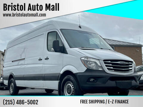 2016 Freightliner Sprinter Cargo for sale at Bristol Auto Mall in Levittown PA