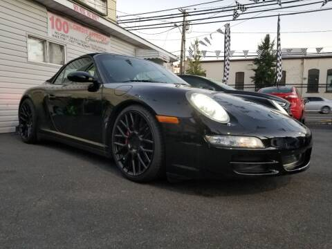 2007 Porsche 911 for sale at GTR Auto Solutions in Newark NJ