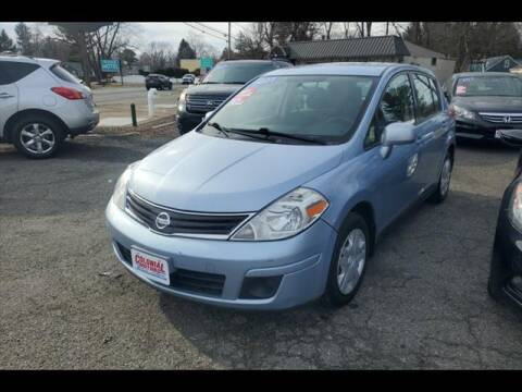 2011 Nissan Versa for sale at Colonial Motors in Mine Hill NJ