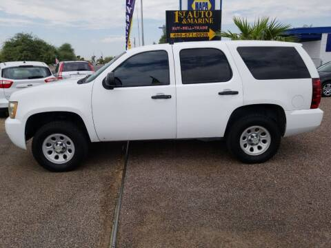 2011 Chevrolet Tahoe for sale at 1ST AUTO & MARINE in Apache Junction AZ