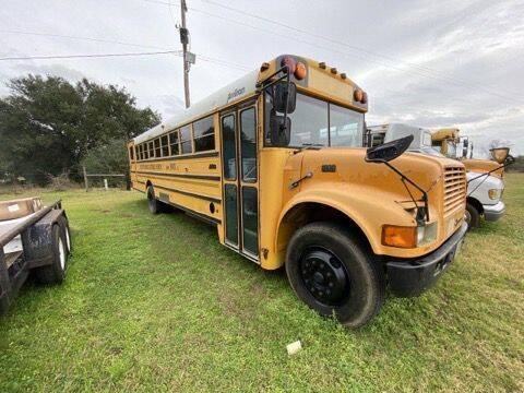 1997 International AmTran for sale at Interstate Bus Sales Inc. in Wallisville TX
