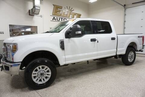2019 Ford F-250 Super Duty for sale at Elite Auto Sales in Ammon ID