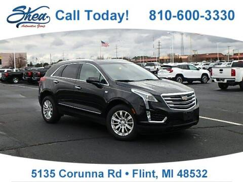 2018 Cadillac XT5 for sale at Jamie Sells Cars 810 - Linden Location in Flint MI