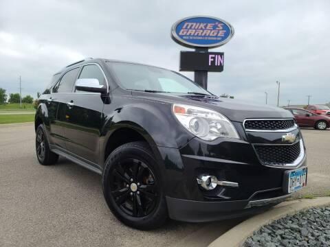 2012 Chevrolet Equinox for sale at Monkey Motors in Faribault MN