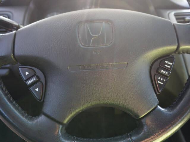 2002 Honda Accord EX V-6 2dr Coupe - Chelsea MI