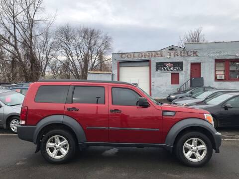 2007 Dodge Nitro for sale at Dan's Auto Sales and Repair LLC in East Hartford CT