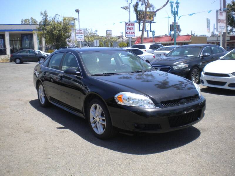 2013 Chevrolet Impala for sale at AUTO SELLERS INC in San Diego CA