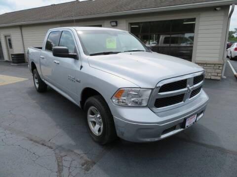 2016 RAM Ram Pickup 1500 for sale at Tri-County Pre-Owned Superstore in Reynoldsburg OH