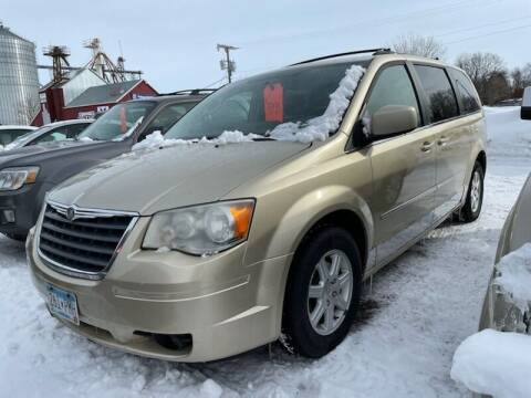 2010 Chrysler Town and Country for sale at WINDOM AUTO OUTLET LLC in Windom MN