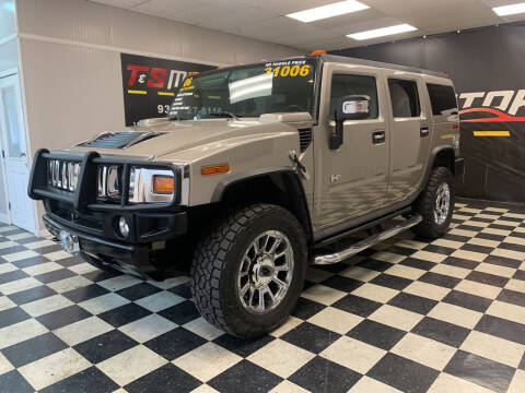 2006 HUMMER H2 for sale at T & S Motors in Ardmore TN