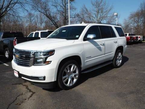 2017 Chevrolet Tahoe for sale at RT Auto Center in Quincy IL