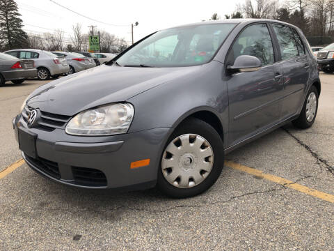 2009 Volkswagen Rabbit for sale at J's Auto Exchange in Derry NH