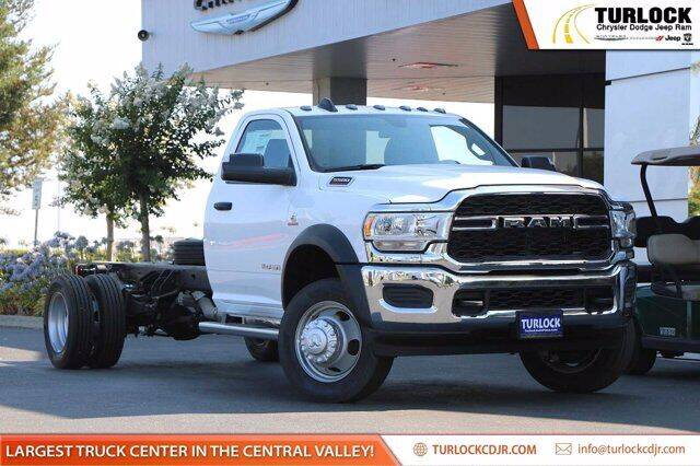 2021 RAM Ram Chassis 5500 for sale in Turlock, CA