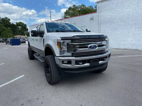 2017 Ford F-350 Super Duty for sale at Consumer Auto Credit in Tampa FL