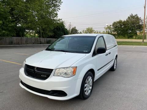 2014 RAM C/V for sale at Sky Motors in Kansas City MO