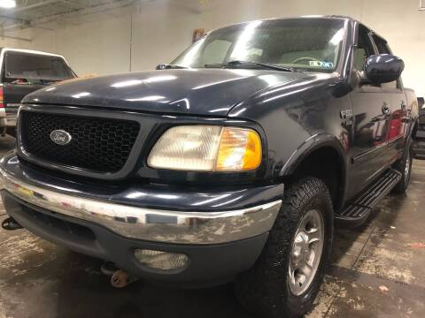 2001 Ford F-150 for sale at Paley Auto Group in Columbus OH